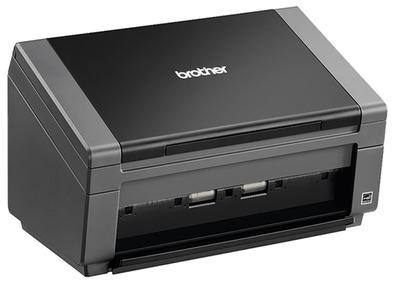 Профессиональный документ-сканер Brother PDS-6000, A4, 80 стр/мин, 512 МБ, цветной, дуплекс, ADF100, USB