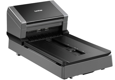 Профессиональный планшетный документ-сканер Brother PDS-5000F, A4, 60 стр/мин, 512 МБ, цветной, дуплекс, DADF100, USB
