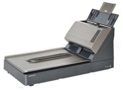 Сканер Xerox DocuMate 5540 (A4, Flatbed + ADF, 40ppm, Duplex, 600 dpi, USB 2.0)