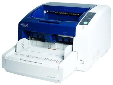 Сканер Xerox DocuMate 4799 Pro (A3, 112ppm, Duplex, 600 dpi, USB 2.0, Kofax VRS Pro)