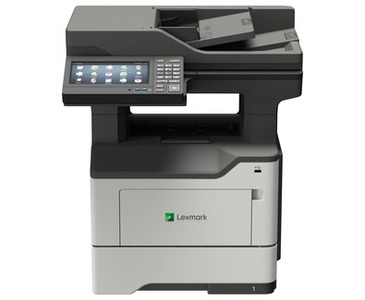 Lexmark Multifunction Laser MX622ade (p/c/s/f, A4, 47 ppm, 2048 Mb, 1 tray 350, USB, ADF, Duplex, Cartridge 6000 pages in box, 1y warr. )