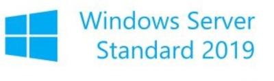 Windows Svr Std 2019 64Bit English DVD 5 Clt 16 Core License