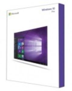 Win Pro 10 64Bit Russian 1pk DSP OEI DVD