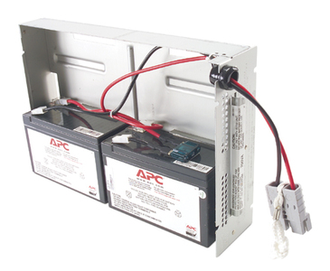 Battery replacement kit for SUA750RMI2U, SU700RM2U, SU700RMI2U, SU700R2IBX120 (сборка из 2 батарей в металлическом поддоне )